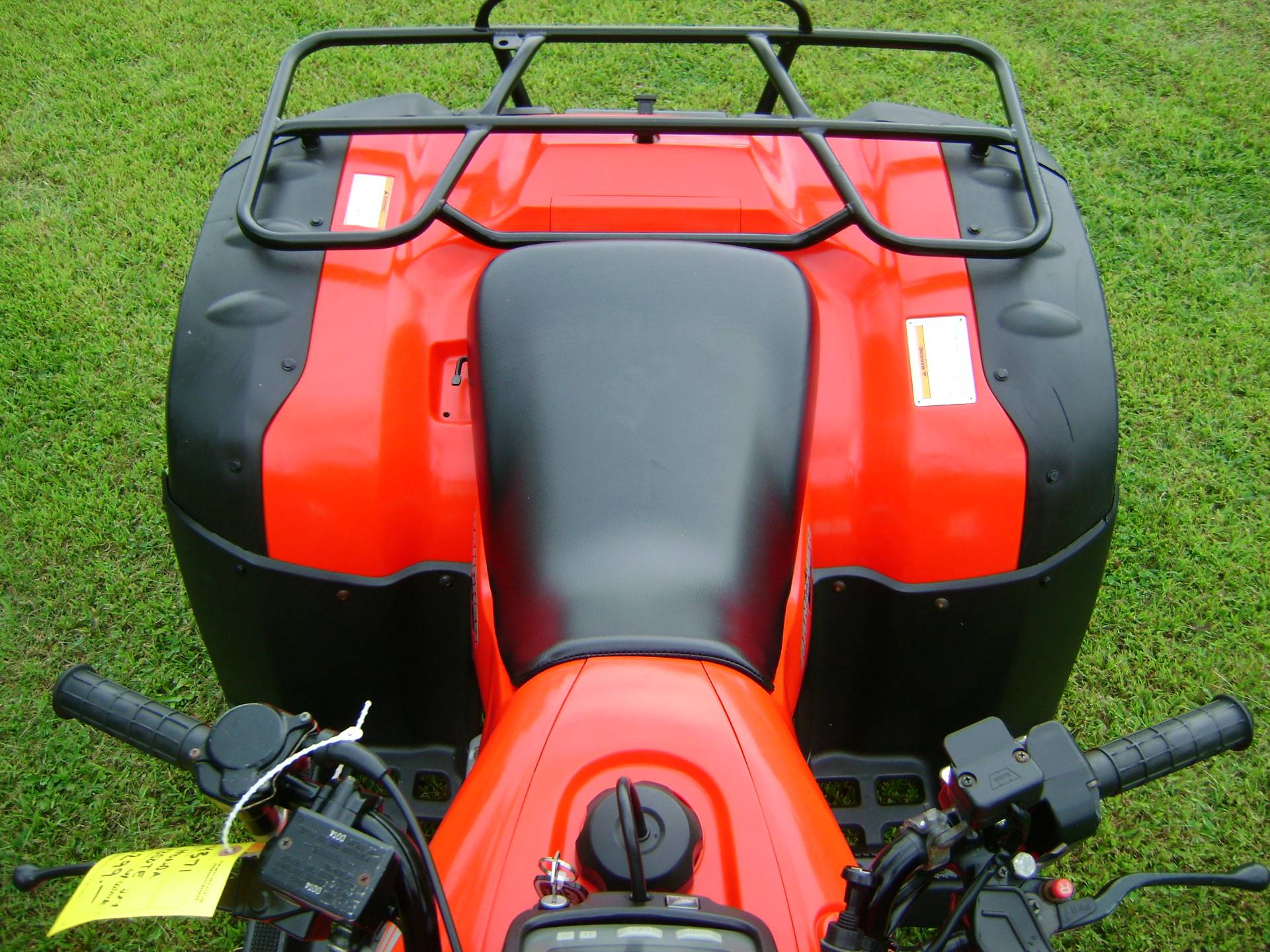 2005 Honda RANCHER 350 ES 2X4 in Freeport, Illinois - Photo 9