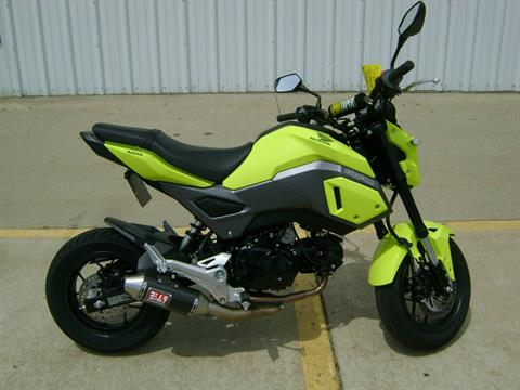 2017 Honda GROM 125 in Freeport, Illinois