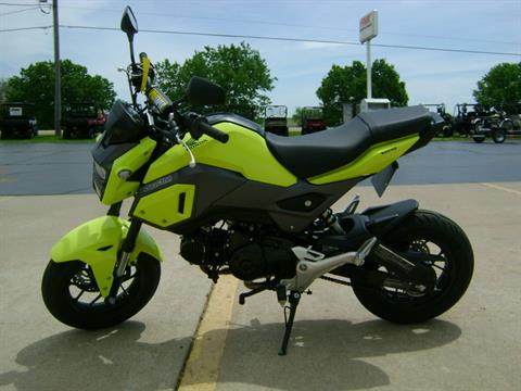 2017 Honda GROM 125 in Freeport, Illinois - Photo 4
