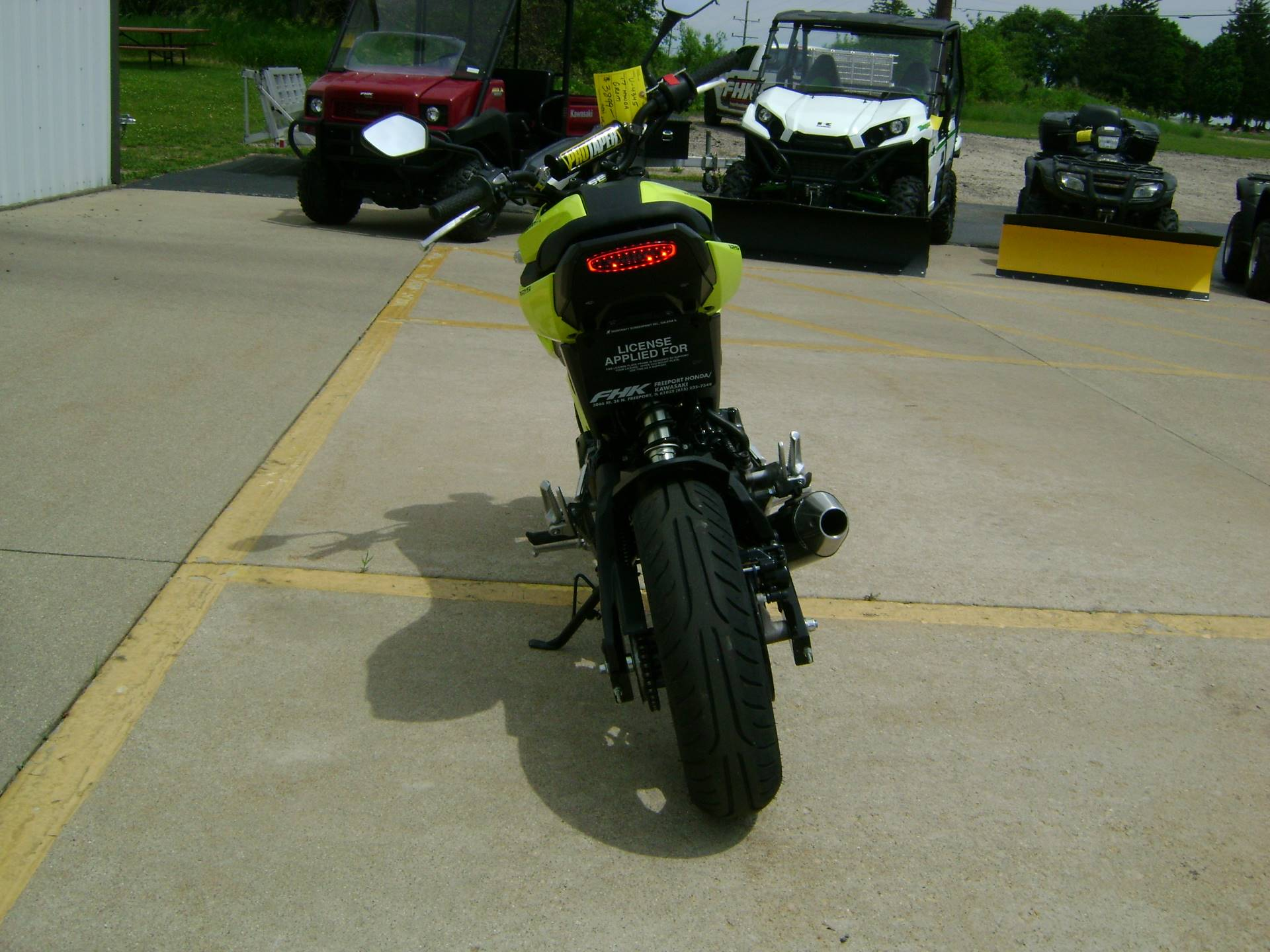 2017 Honda GROM 125 in Freeport, Illinois - Photo 5