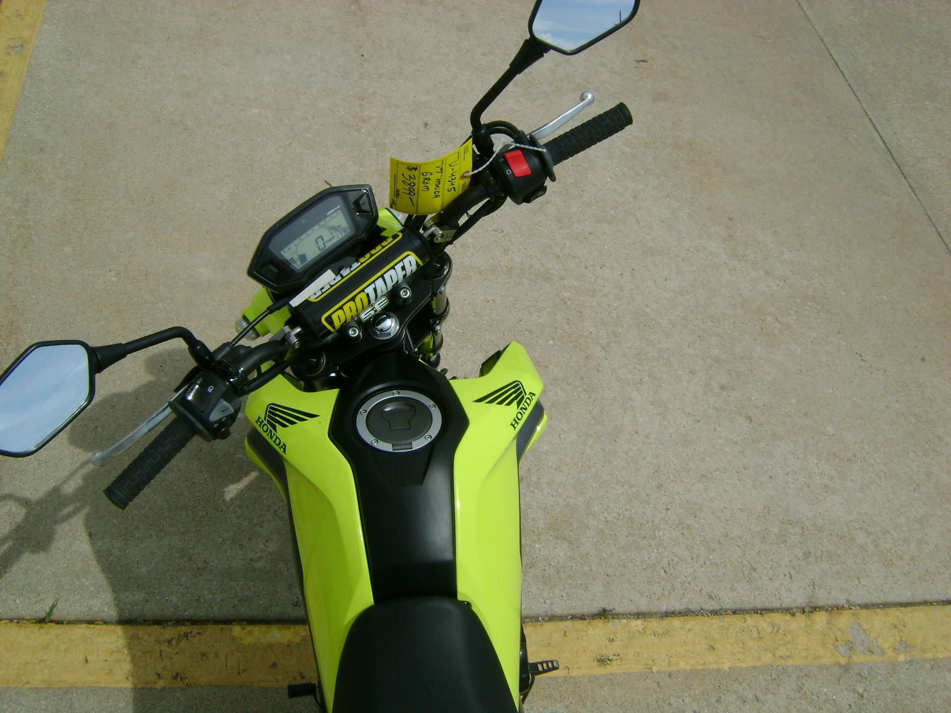 2017 Honda GROM 125 in Freeport, Illinois - Photo 6