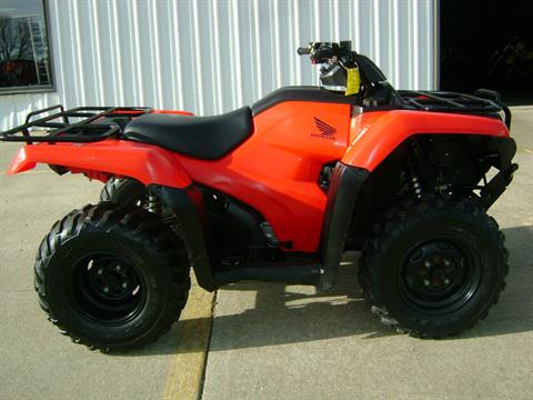 2014 Honda RANCHER 420 AUTO POWER STEERING in Freeport, Illinois
