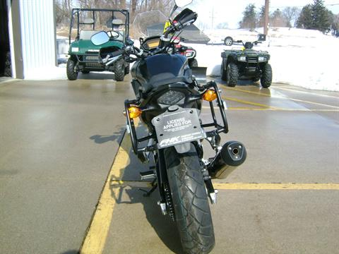 2016 Honda CB500X in Freeport, Illinois