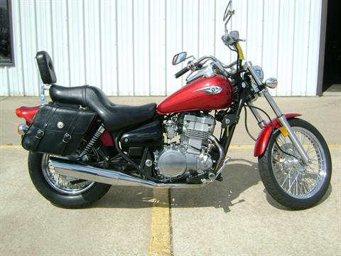 2009 Kawasaki VULCAN 500 in Freeport, Illinois