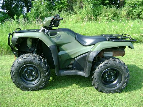 2015 Honda TRX500FM1 FOREMAN 500 in Freeport, Illinois