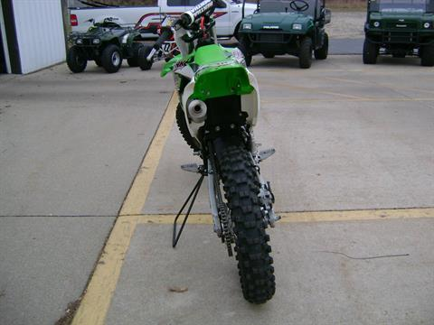 2017 Kawasaki KX100 in Freeport, Illinois