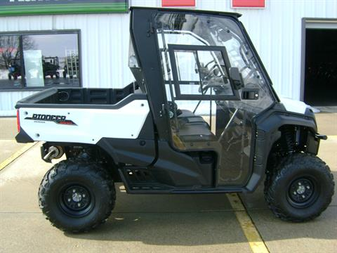 2016 Honda PIONEER 1000-5 EPS WITH CAB in Freeport, Illinois