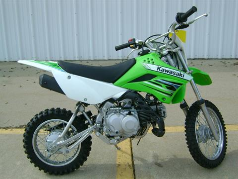 2013 Kawasaki KLX110L in Freeport, Illinois