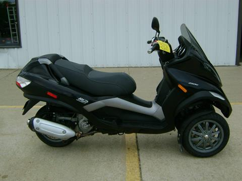 2009 Piaggio MP3 250 in Freeport, Illinois