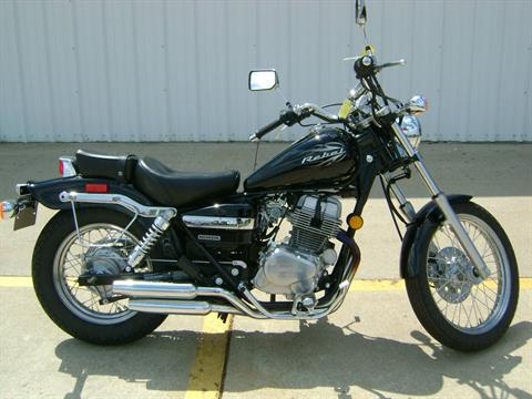 2015 Honda REBEL 250 in Freeport, Illinois