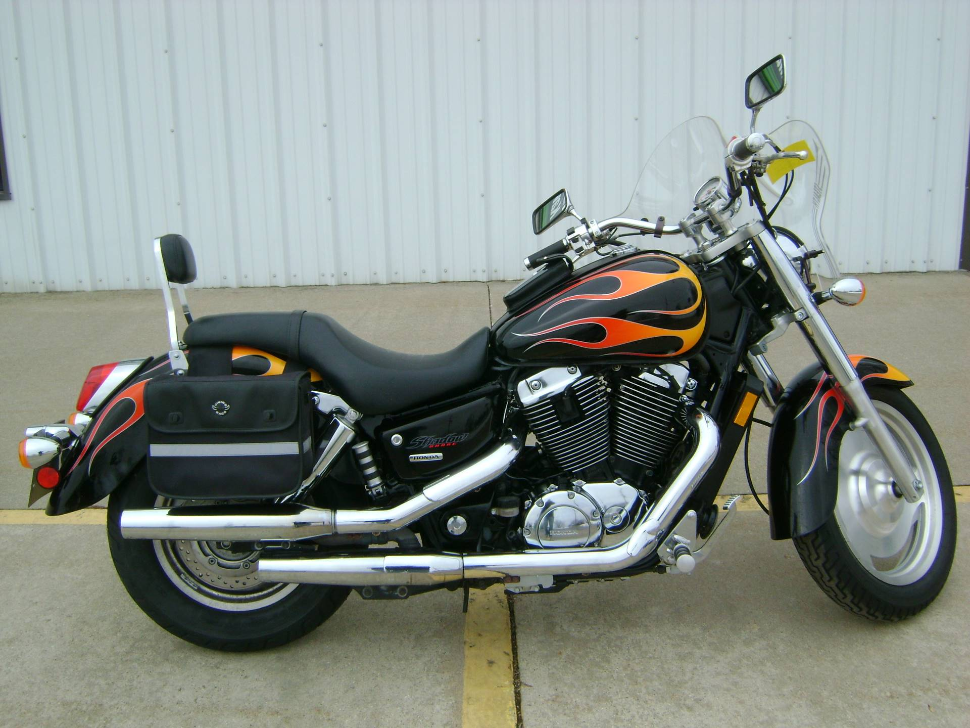 2007 Honda SABRE 1100 in Freeport, Illinois - Photo 1