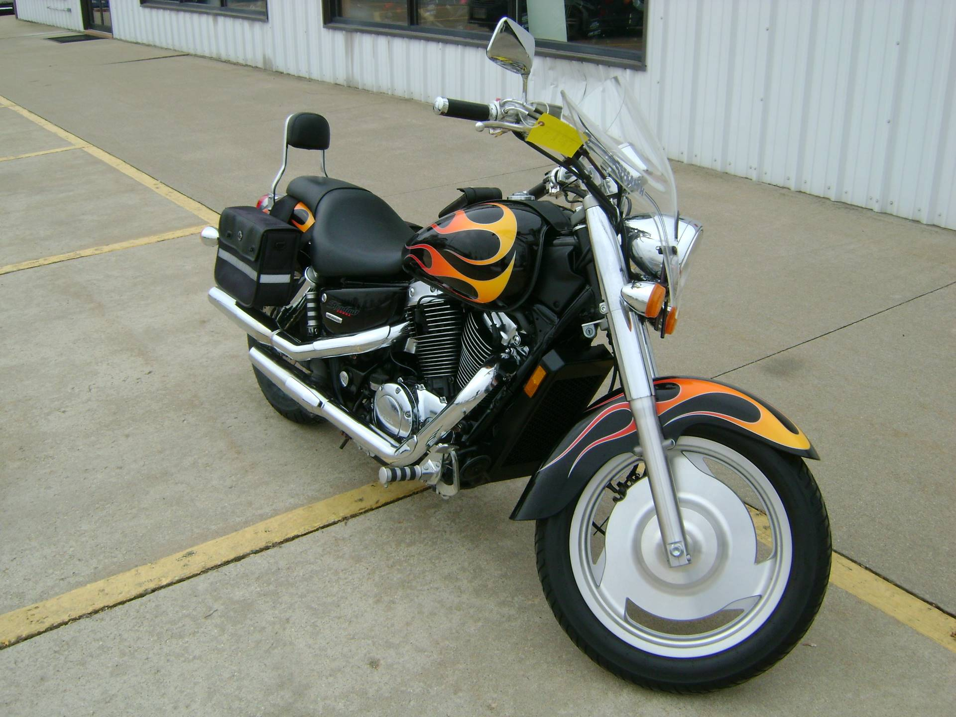 2007 Honda SABRE 1100 in Freeport, Illinois - Photo 2