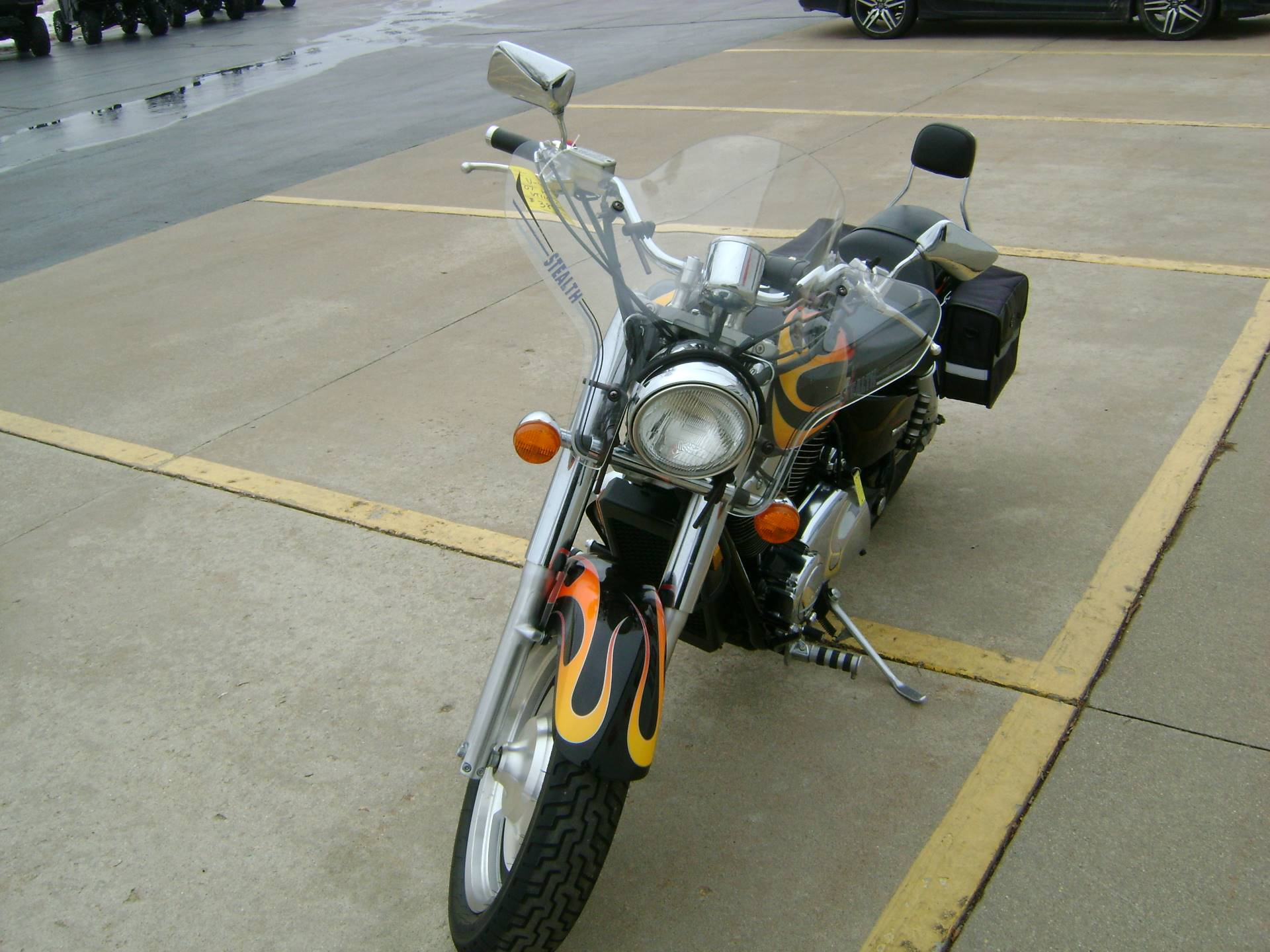 2007 Honda SABRE 1100 in Freeport, Illinois - Photo 3