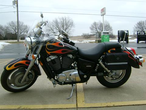 2007 Honda SABRE 1100 in Freeport, Illinois - Photo 4