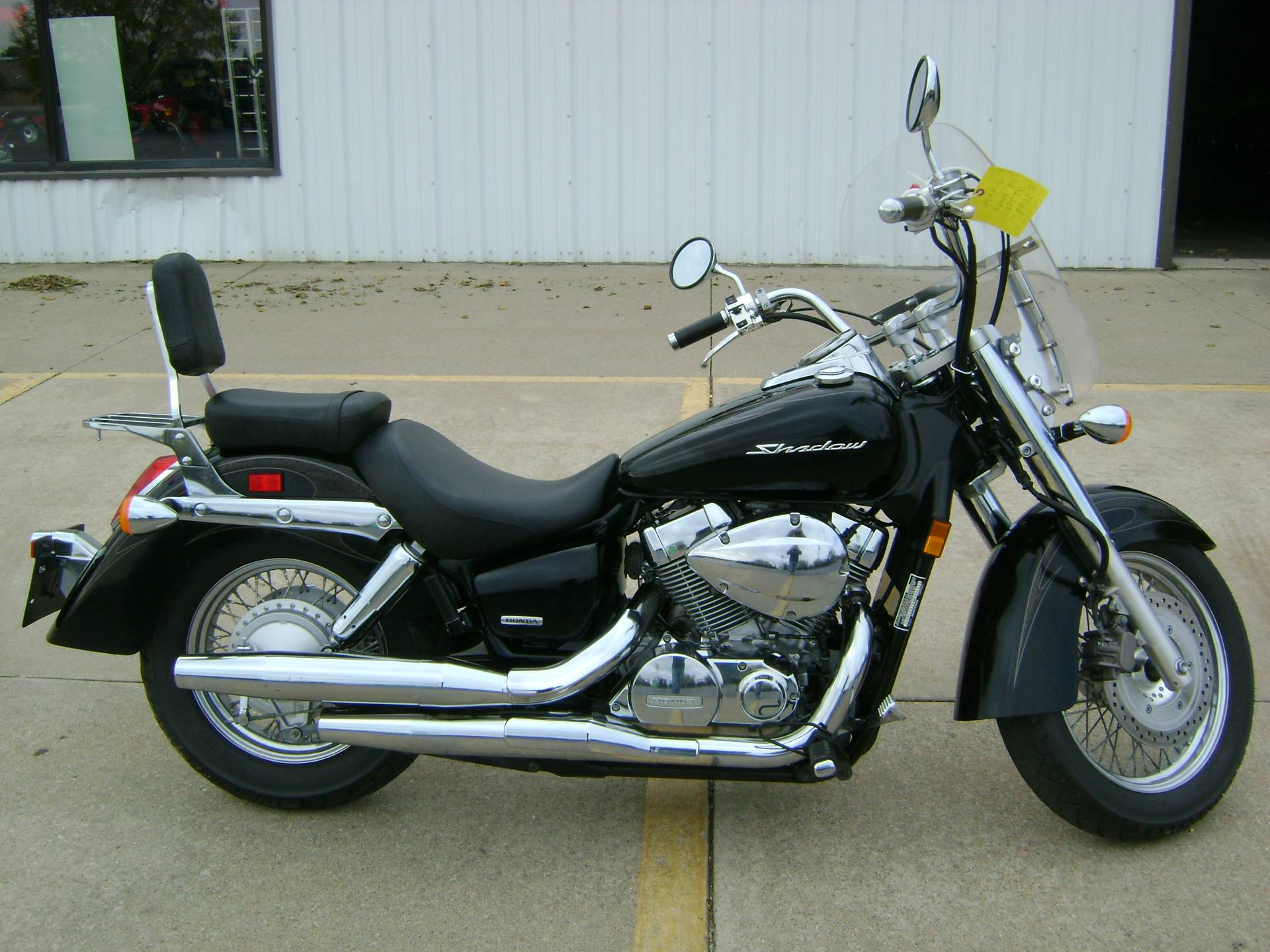 2009 Honda AERO 750 in Freeport, Illinois - Photo 1