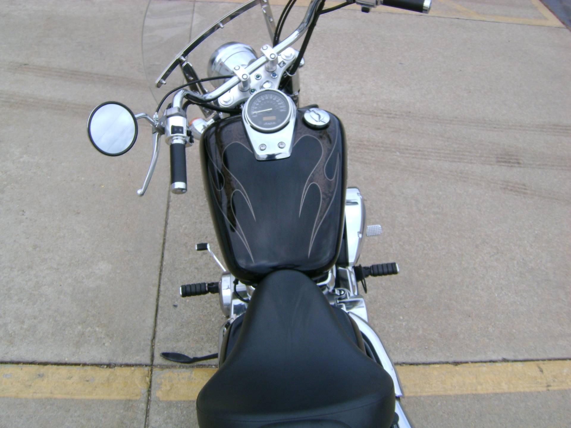 2009 Honda AERO 750 in Freeport, Illinois - Photo 7