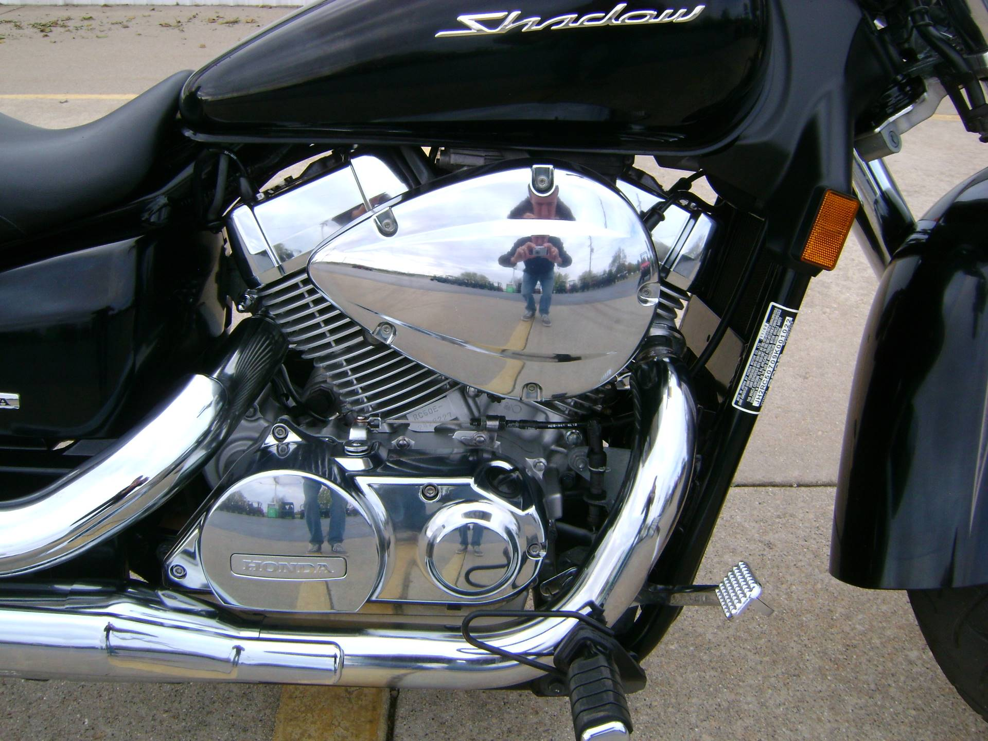 2009 Honda AERO 750 in Freeport, Illinois - Photo 9