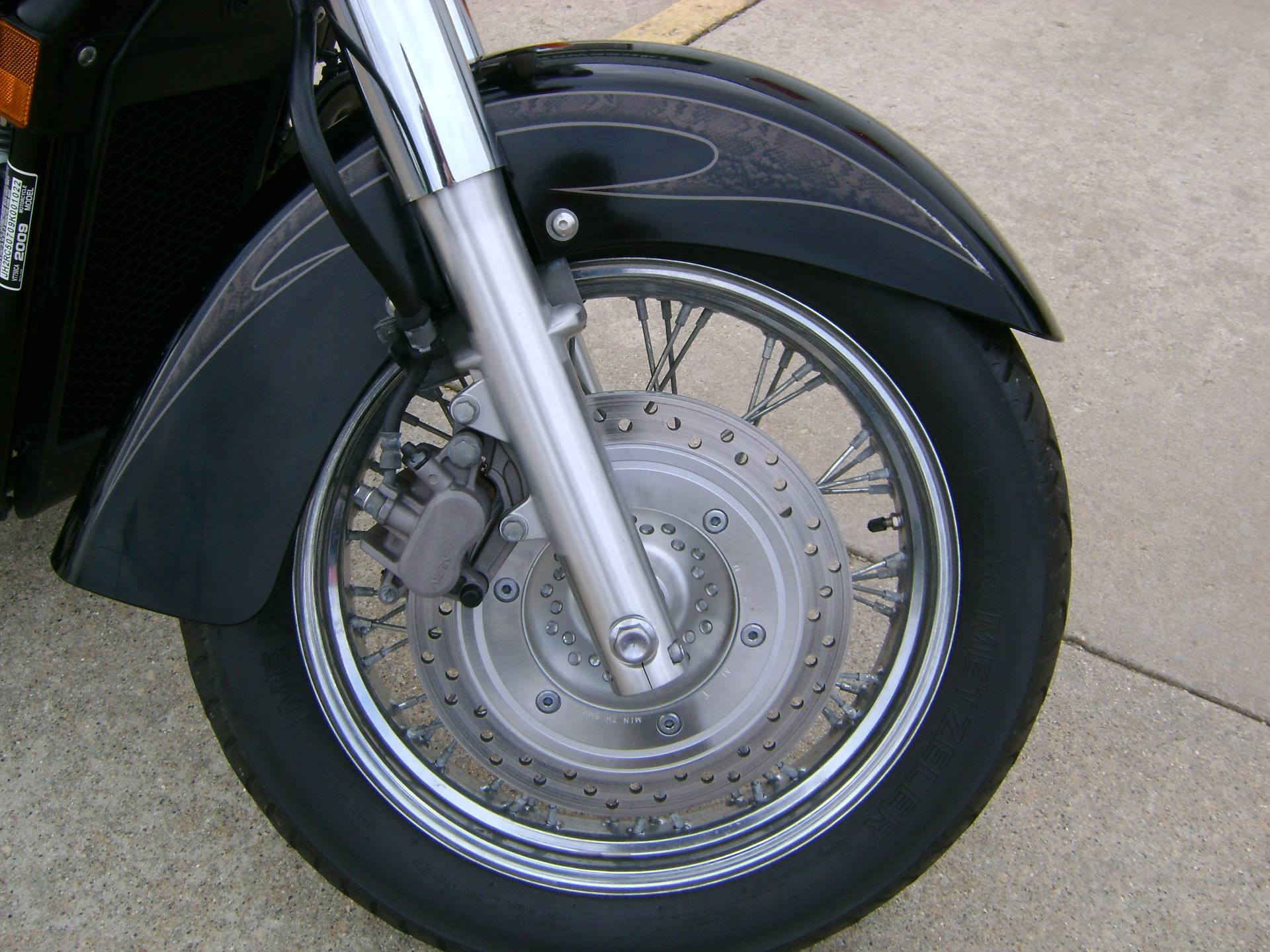 2009 Honda AERO 750 in Freeport, Illinois - Photo 10