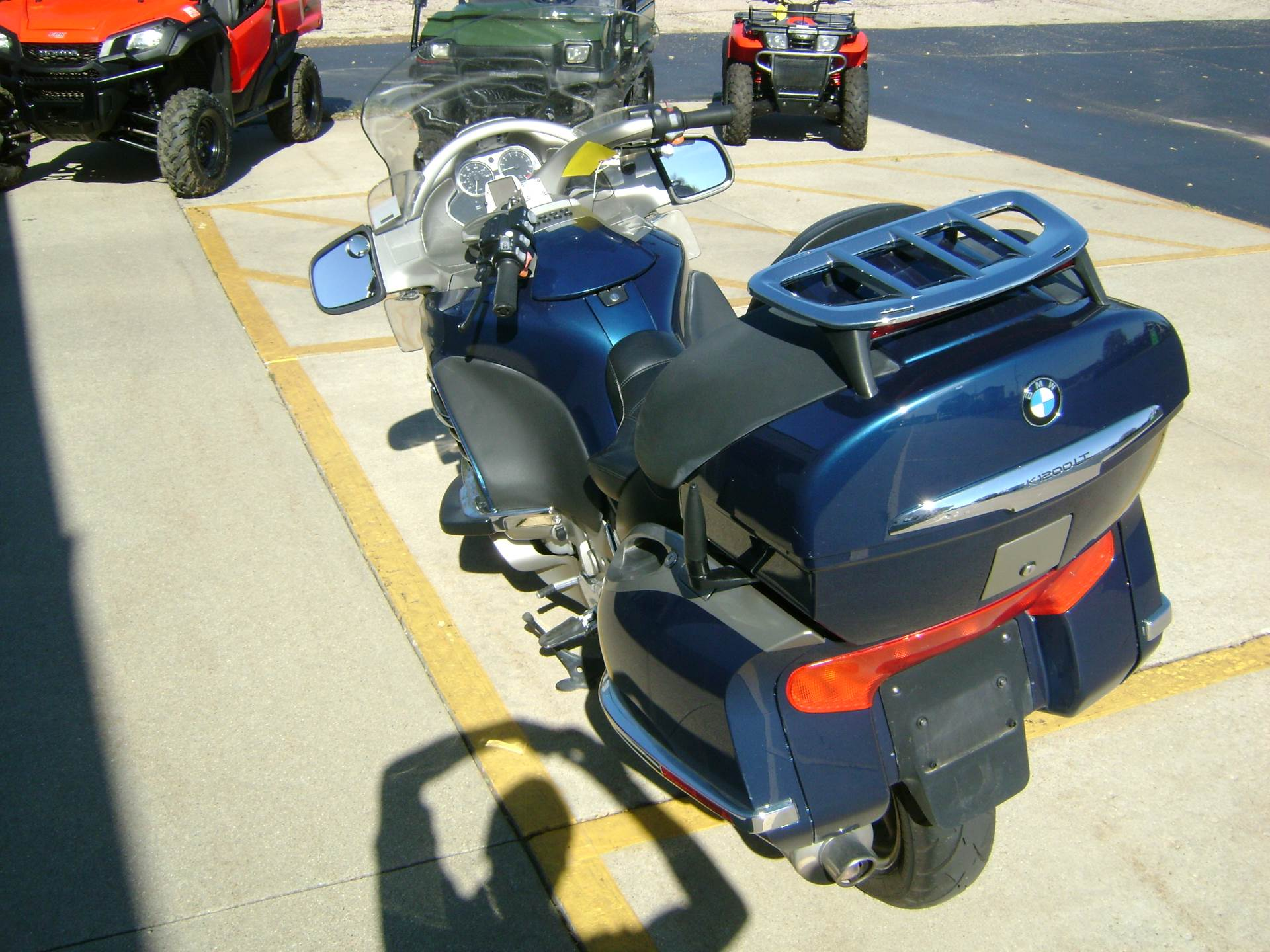 2007 BMW K 1200 LT in Freeport, Illinois