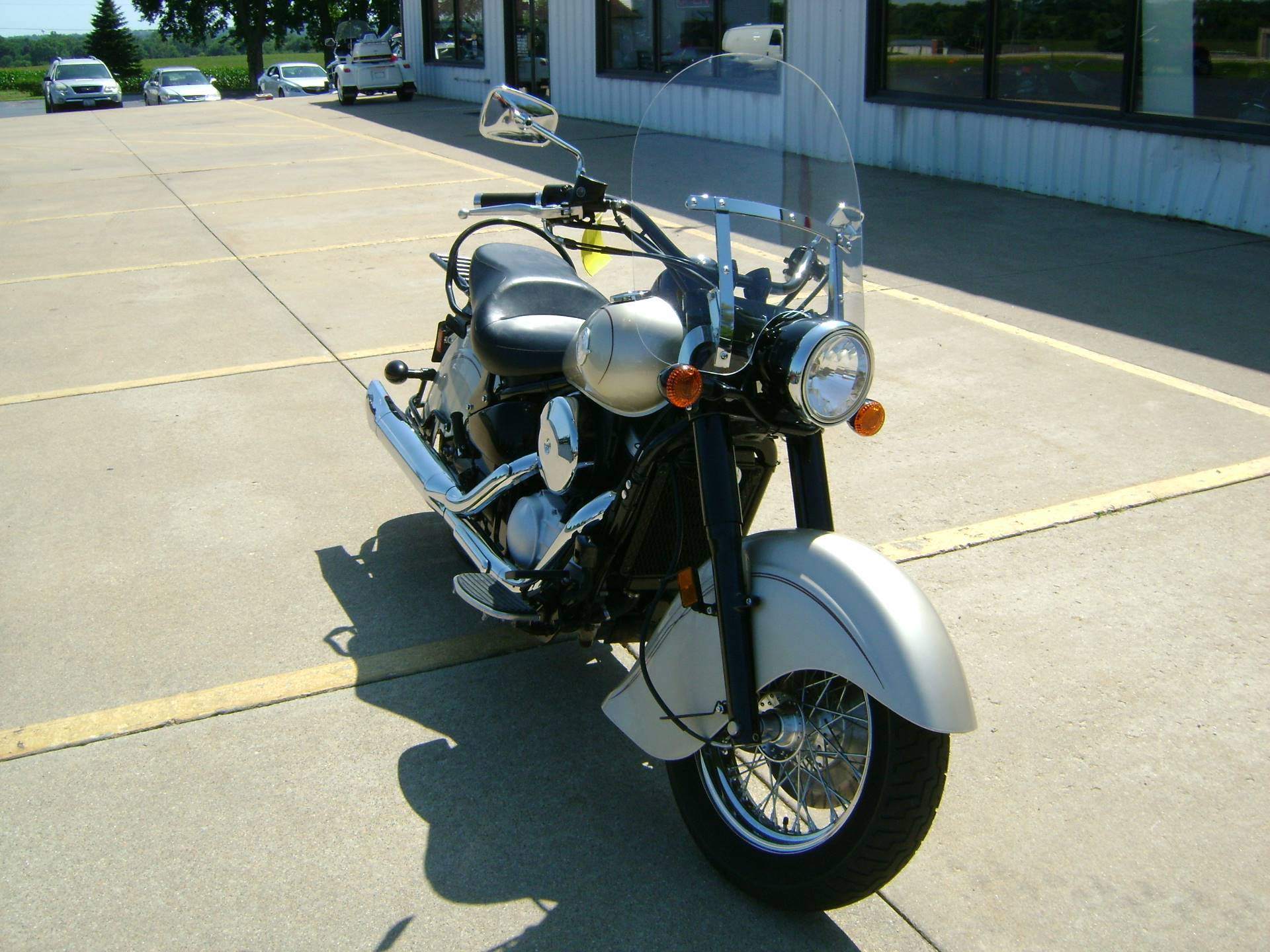 2000 Kawasaki VULCAN DRIFTER 800 in Freeport, Illinois - Photo 2