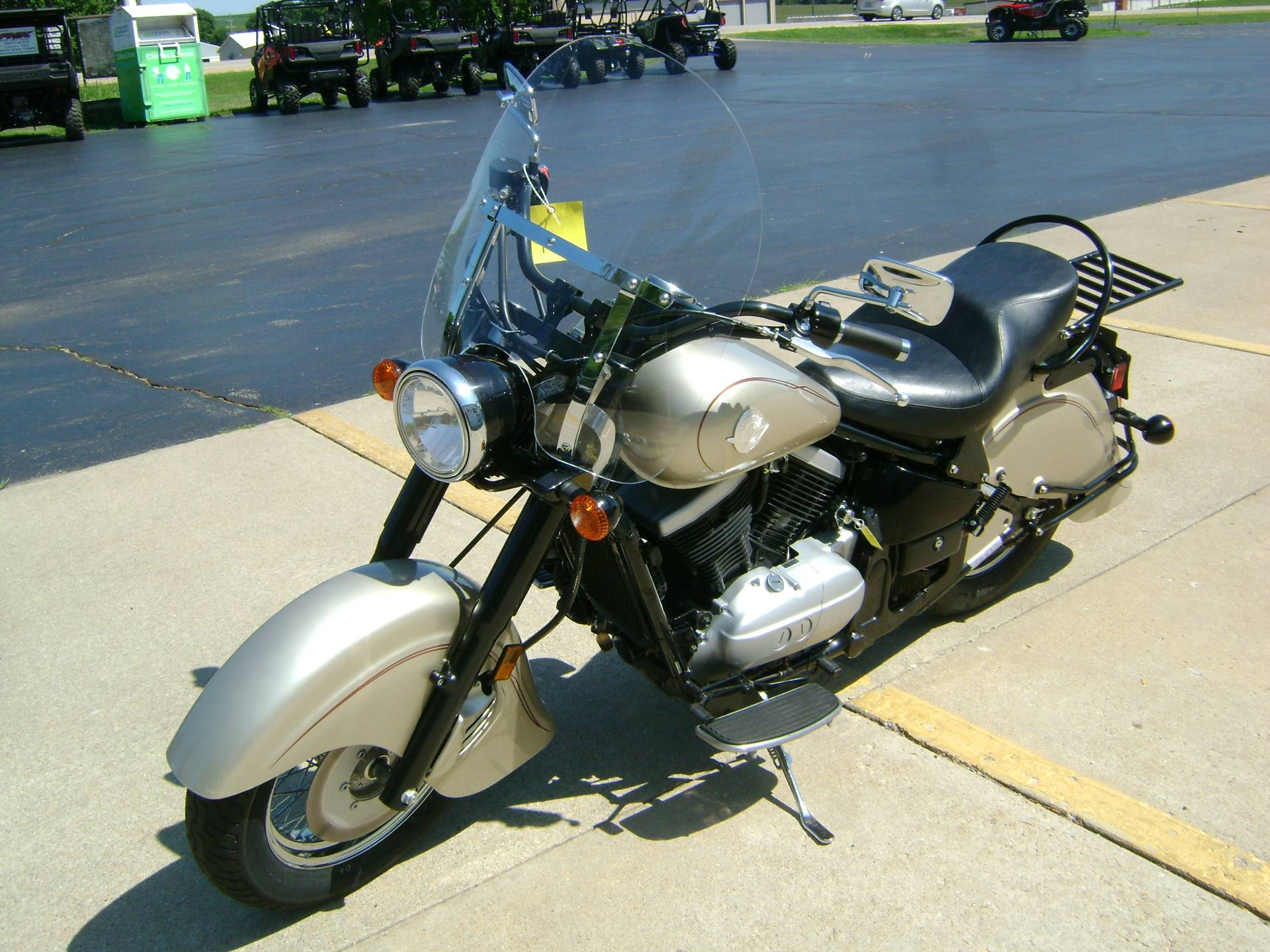 2000 Kawasaki VULCAN DRIFTER 800 in Freeport, Illinois - Photo 3