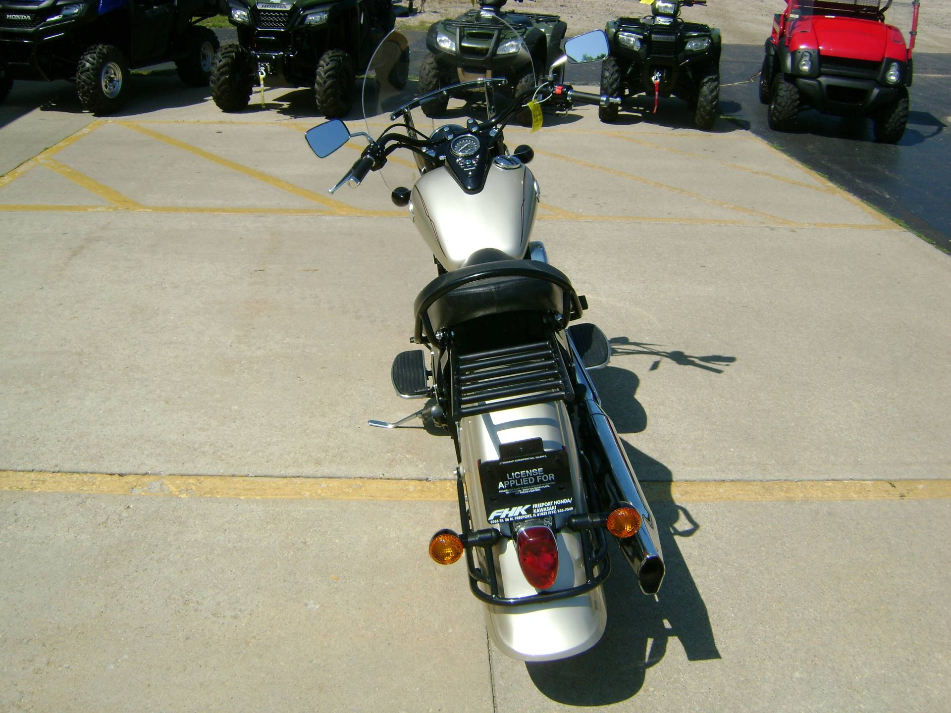 2000 Kawasaki VULCAN DRIFTER 800 in Freeport, Illinois - Photo 5