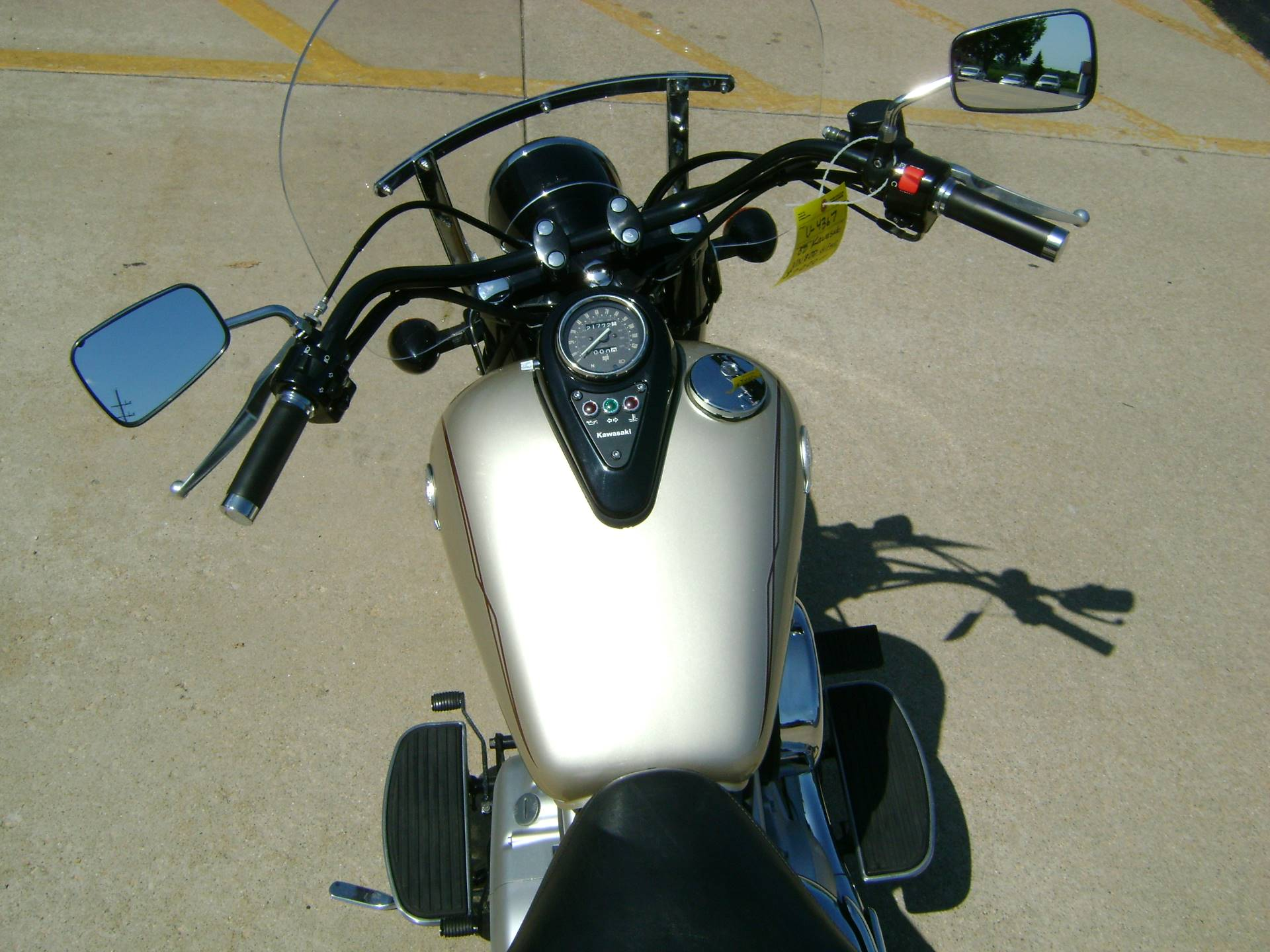 2000 Kawasaki VULCAN DRIFTER 800 in Freeport, Illinois - Photo 6