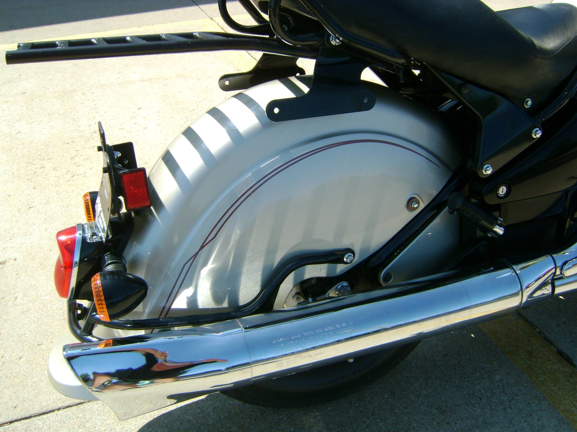 2000 Kawasaki VULCAN DRIFTER 800 in Freeport, Illinois - Photo 10