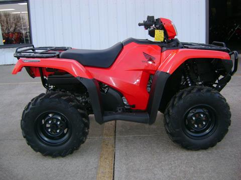 2016 Honda RUBICON 500 EPS in Freeport, Illinois
