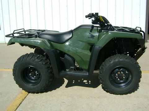 2016 Honda TRX420FM1 RANCHER 4X4 in Freeport, Illinois