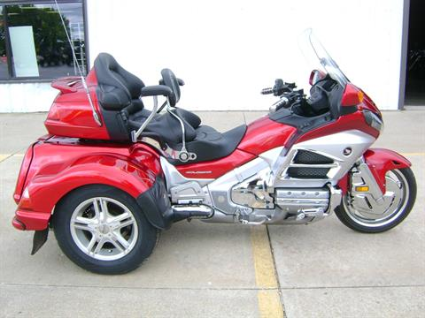 2012 Honda GOLD WING 1800 TRIKE in Freeport, Illinois