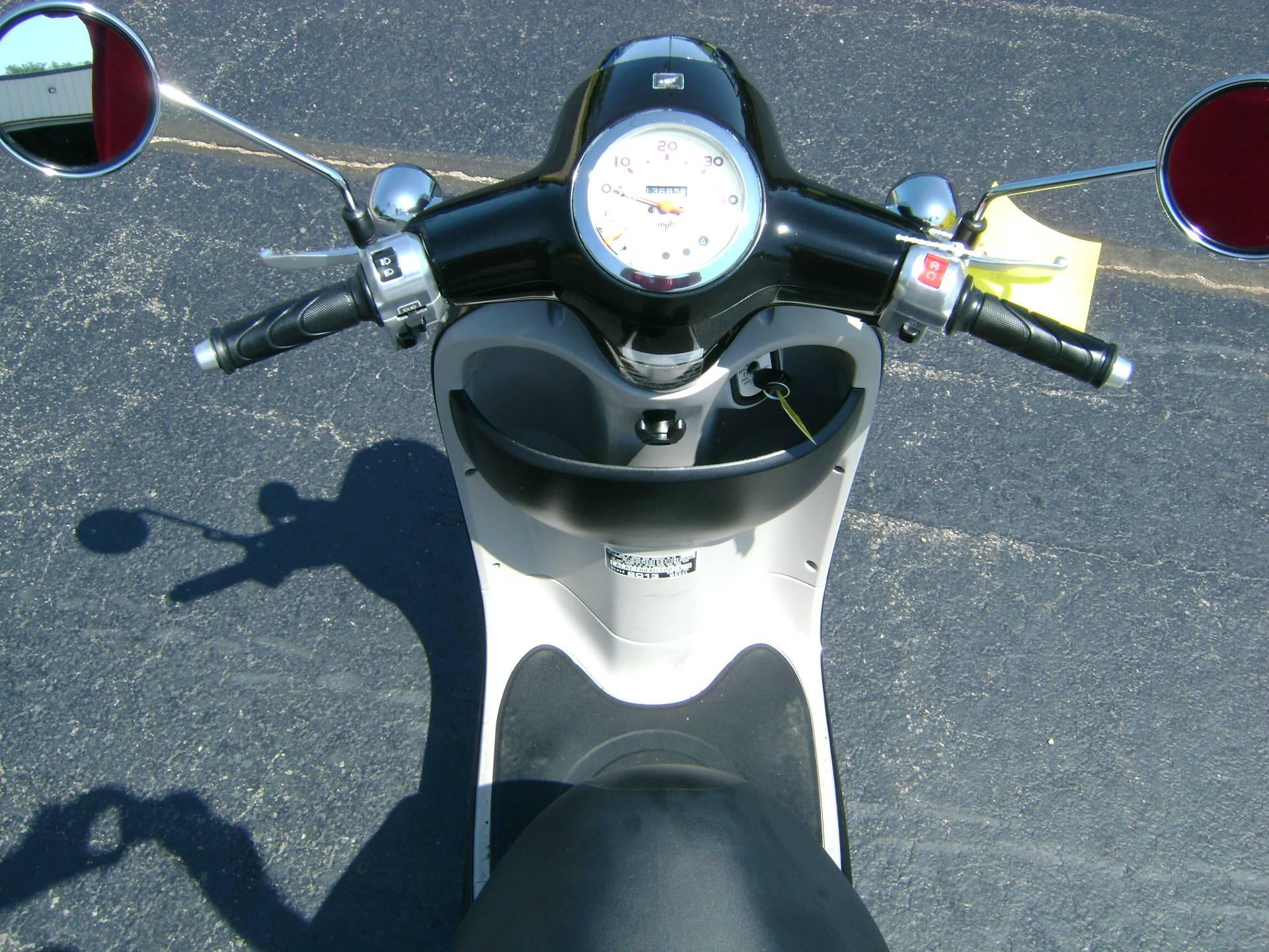 2013 Honda METROPOLITAN NCH50 in Freeport, Illinois