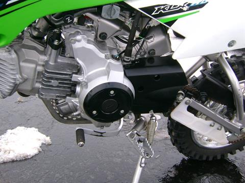 2018 Kawasaki KLX110L in Freeport, Illinois