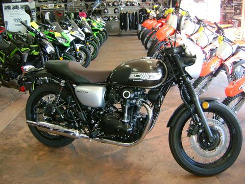 2019 Kawasaki W800 Cafe in Freeport, Illinois - Photo 1