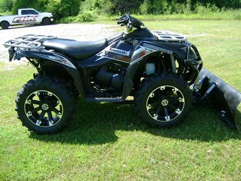 2012 Kawasaki BRUTE FORCE 750 in Freeport, Illinois
