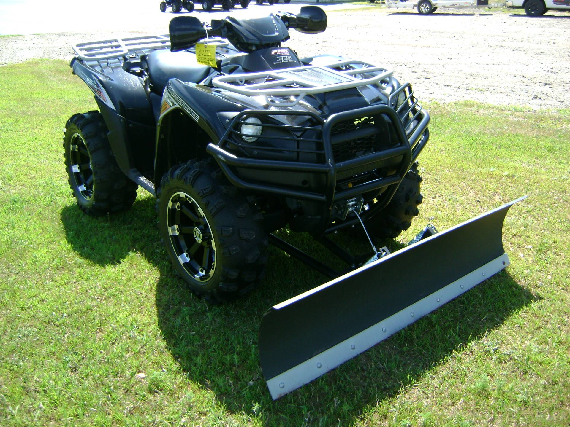 2012 Kawasaki BRUTE FORCE 750 in Freeport, Illinois - Photo 2
