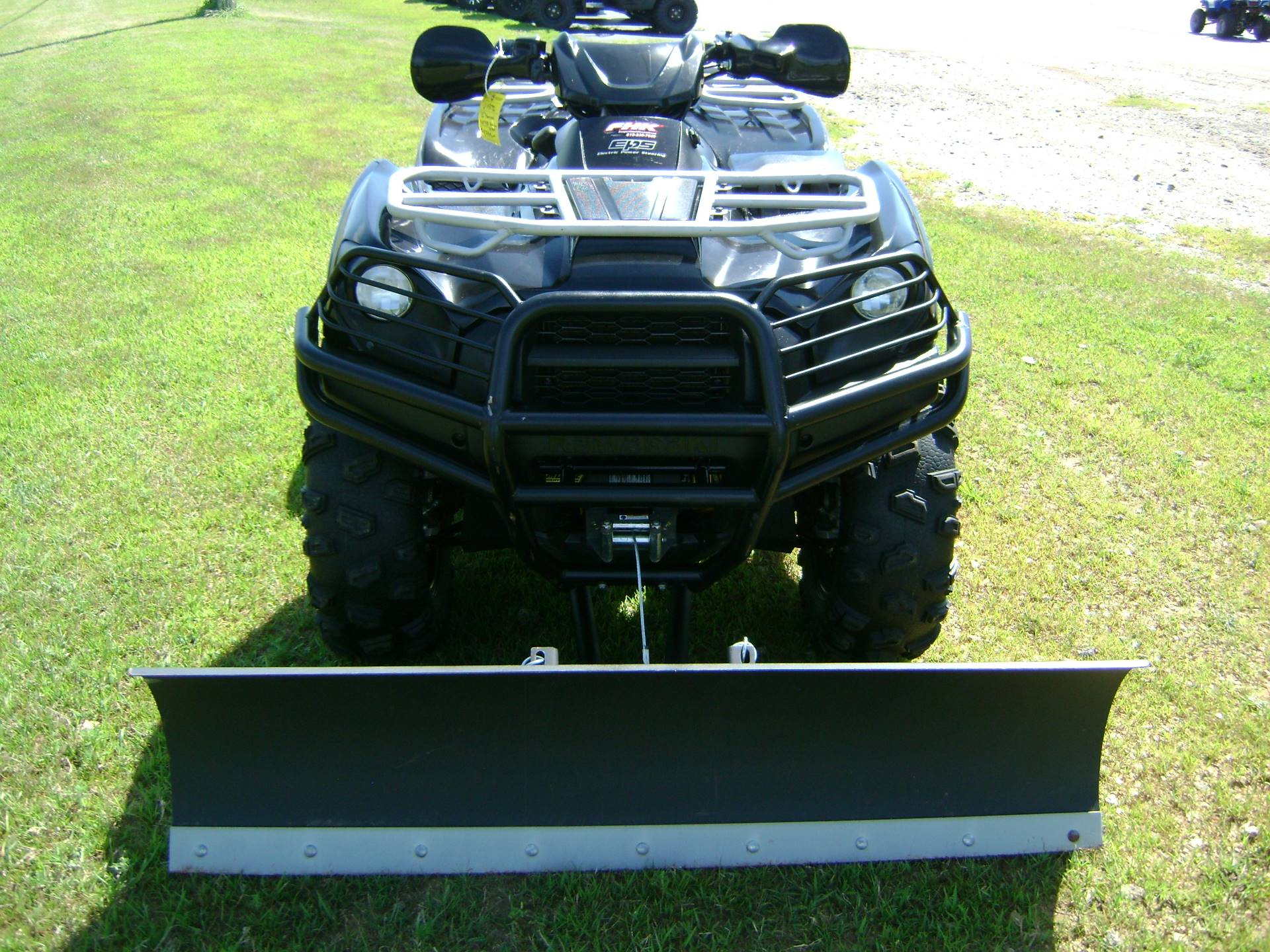 2012 Kawasaki BRUTE FORCE 750 in Freeport, Illinois - Photo 3