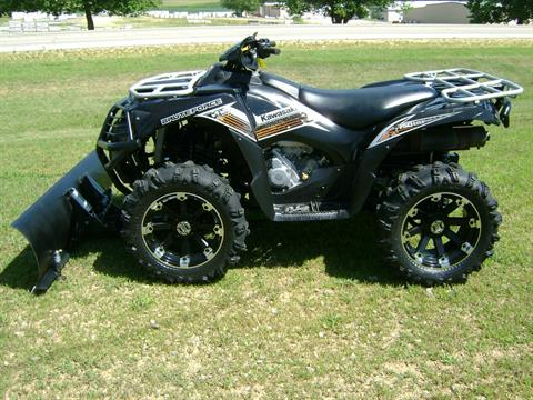 2012 Kawasaki BRUTE FORCE 750 in Freeport, Illinois - Photo 5