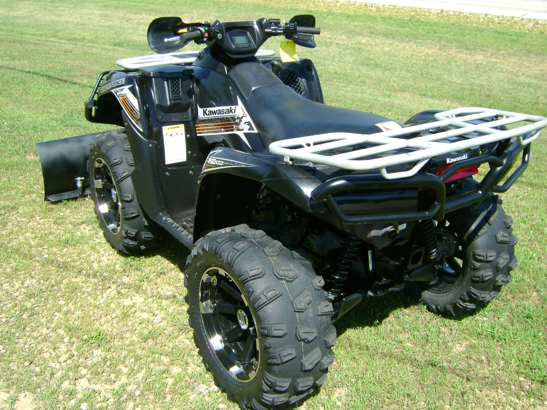 2012 Kawasaki BRUTE FORCE 750 in Freeport, Illinois - Photo 6