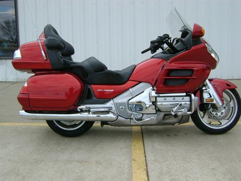 2008 Honda Gold Wing 1800 in Freeport, Illinois