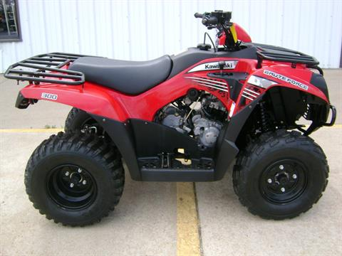 2012 Kawasaki BRUTE FORCE 300 in Freeport, Illinois