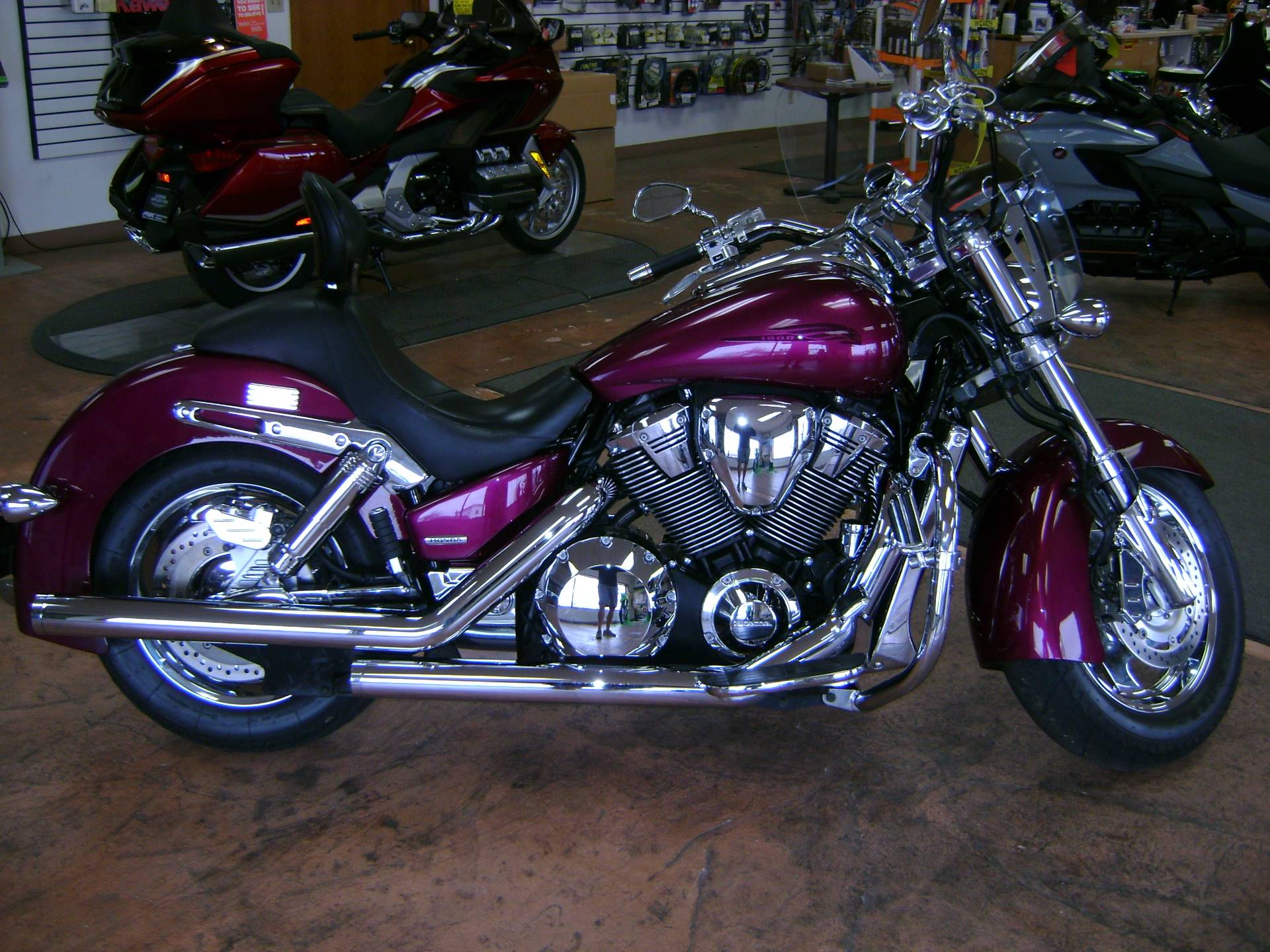 2004 Honda VTX1800N in Freeport, Illinois - Photo 1