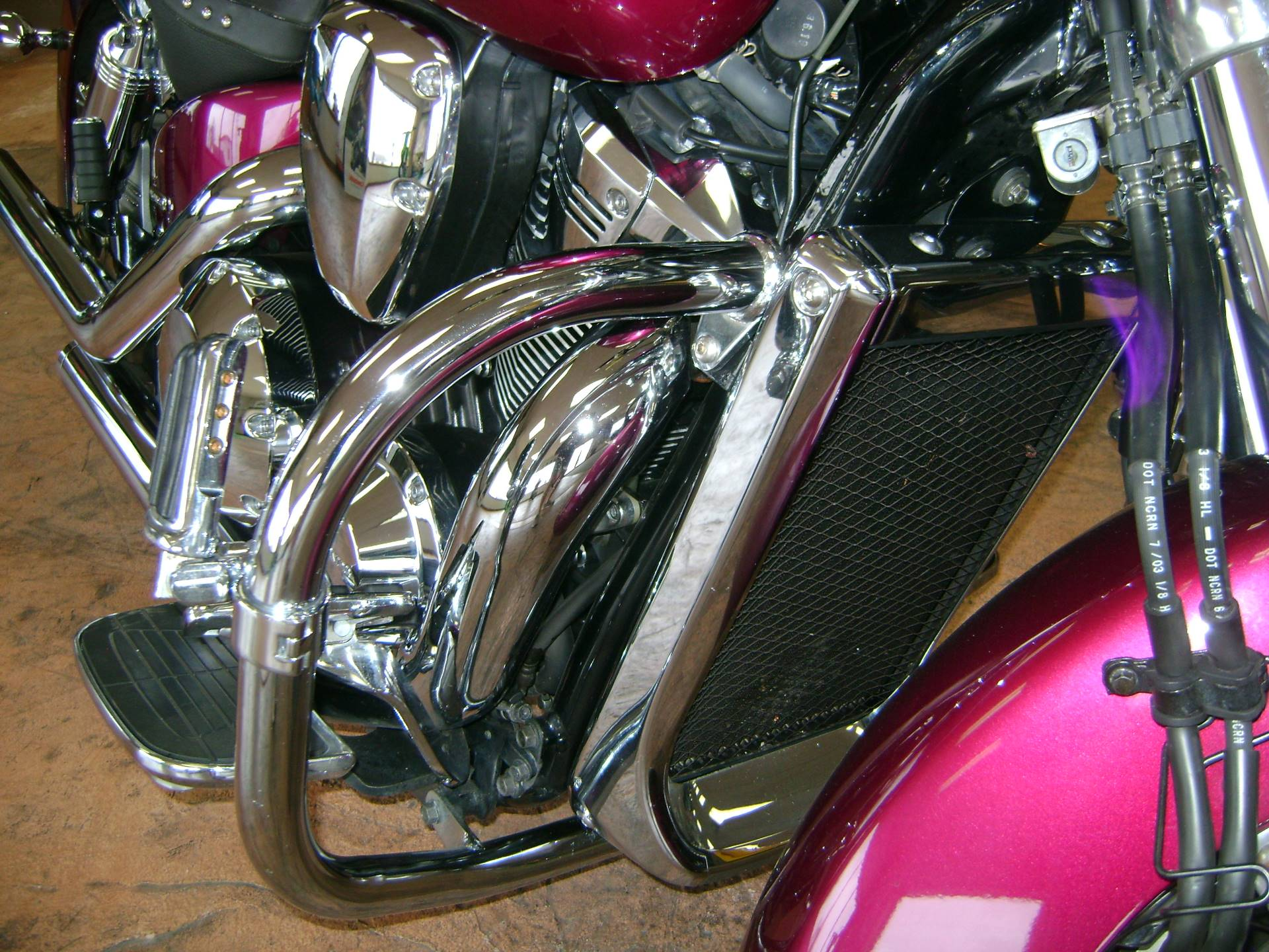 2004 Honda VTX1800N in Freeport, Illinois - Photo 13