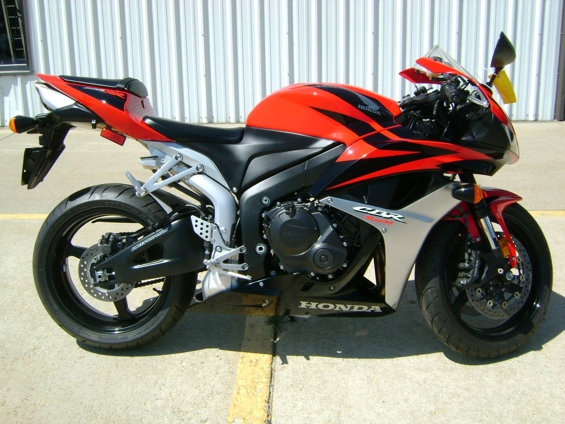 2007 Honda CBR600RR in Freeport, Illinois - Photo 1