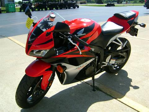 2007 Honda CBR600RR in Freeport, Illinois - Photo 4