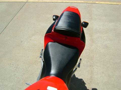 2007 Honda CBR600RR in Freeport, Illinois - Photo 9