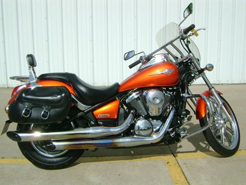 2009 Kawasaki VULCAN 900 CUSTOM in Freeport, Illinois