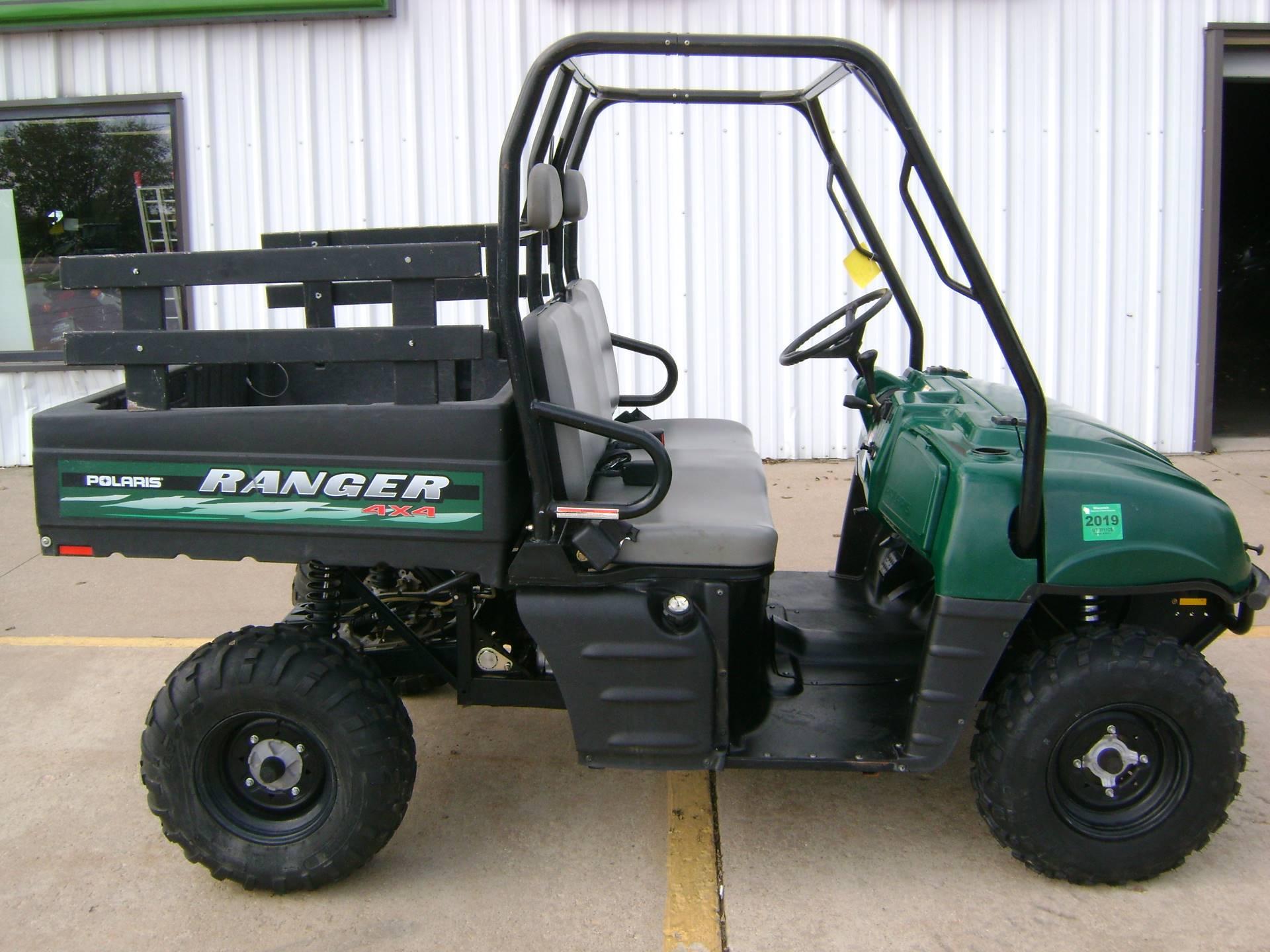 2004 Polaris RANGER 500 4X4 for sale 253037