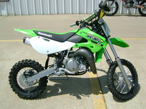 2018 Kawasaki KX65 in Freeport, Illinois