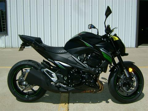 2016 Kawasaki Z800 ABS in Freeport, Illinois